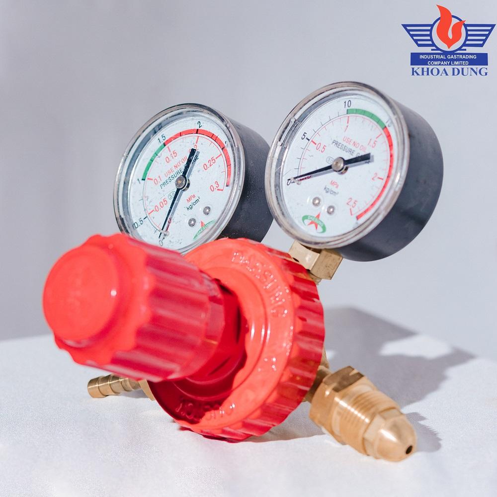 Đồng hồ Gas Hàn Quốc