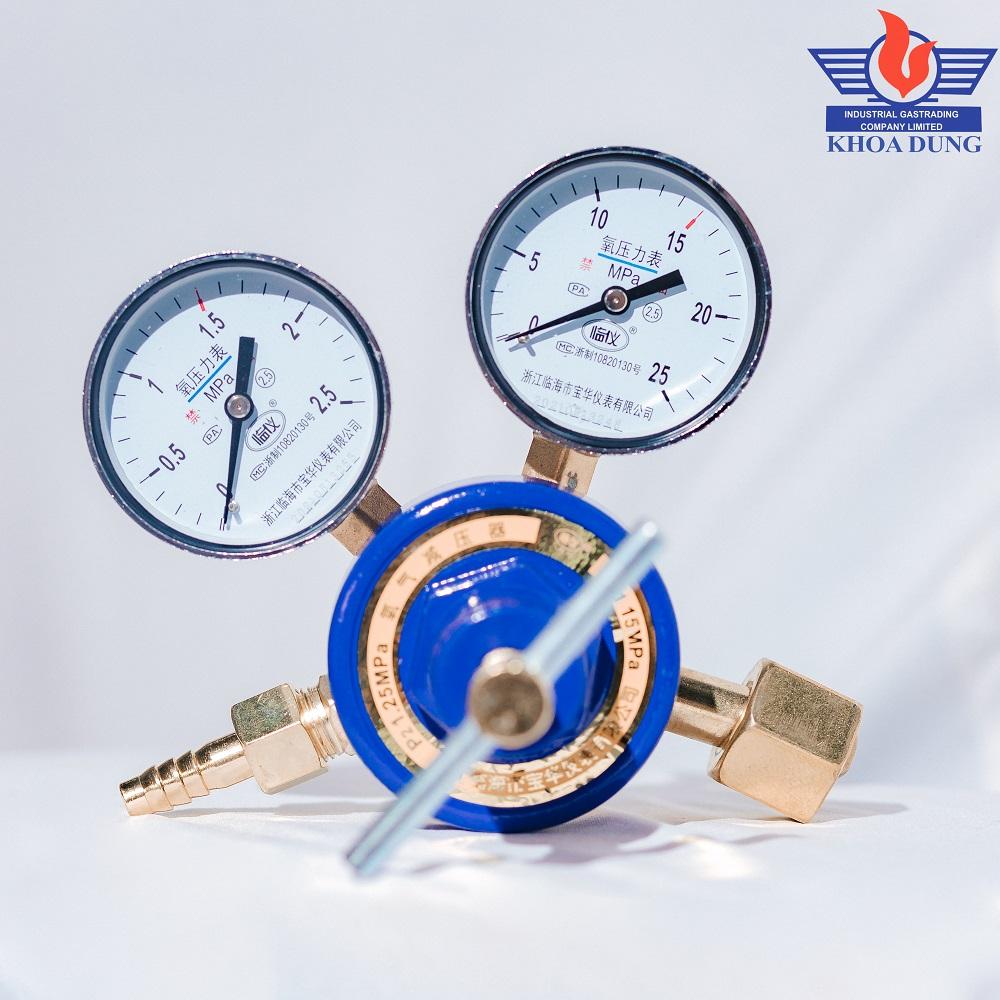 Đồng hồ O2 TQ -YQY